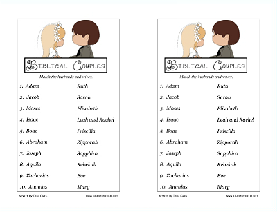 Compatibility test for couples