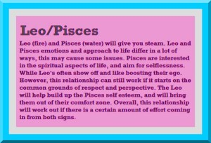 Pisces perfect love match